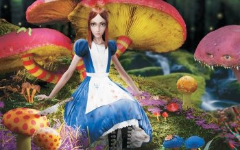 Video Game - Alice Madness Returns Wallpapers and Backgrounds ID : 123338