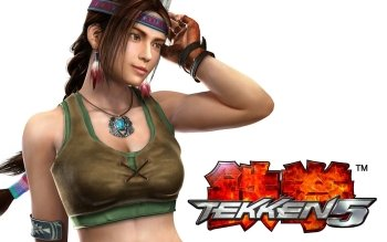 Video Game - Tekken 5 Wallpapers and Backgrounds ID : 123616