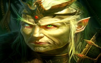 Fantasy - Elf Wallpapers and Backgrounds ID : 123824