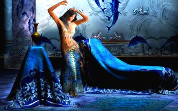 Fantasy - Women Wallpapers and Backgrounds ID : 123828