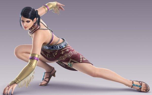 Video Game Tekken Zafina Woman Skirt HD Wallpaper | Background Image
