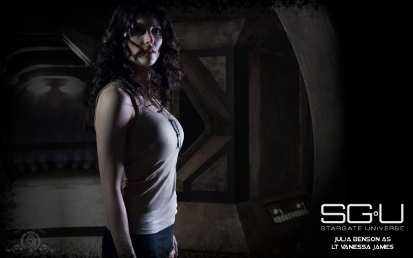 TV Show Stargate Universe Stargate Julia Benson Vanessa James HD Wallpaper | Background Image