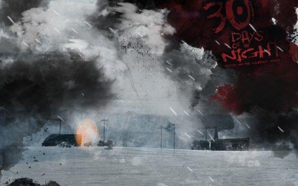 Movie 30 Days Of Night Thirty Days Of Night HD Wallpaper | Background Image