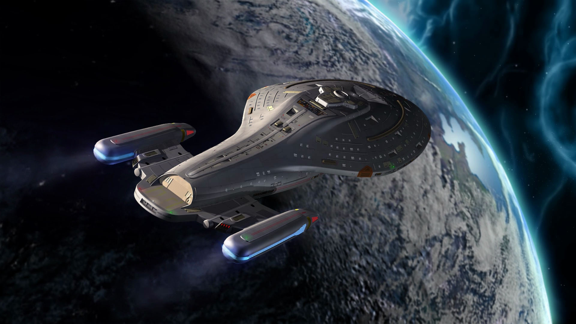 Sci Fi - Star Trek  Series Wallpaper