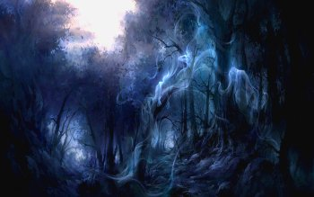 Dark - Ghost Wallpapers and Backgrounds ID : 124228