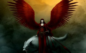 Oscuro - Angel Wallpapers and Backgrounds ID : 124504