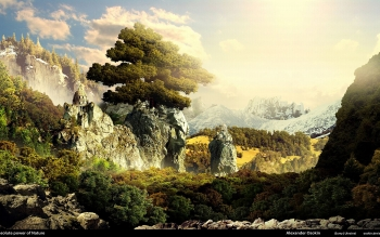 Fantasy - Landscape Wallpapers and Backgrounds ID : 124546