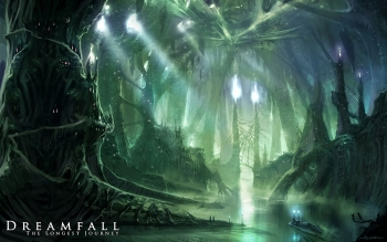 Video Game - Dream Fall Longest Journey Wallpapers and Backgrounds ID : 12496