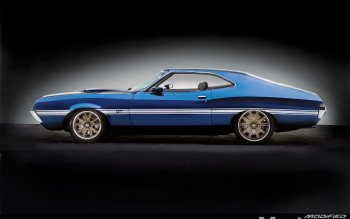 Vehicles - Ford Gran Torino Sport Wallpapers and Backgrounds ID : 125044