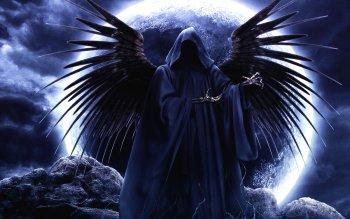 Dark - Grim Reaper Wallpapers and Backgrounds ID : 125294