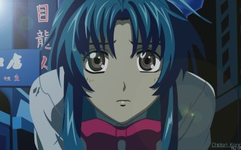 Anime - Full Metal Panic! Wallpapers and Backgrounds ID : 125494