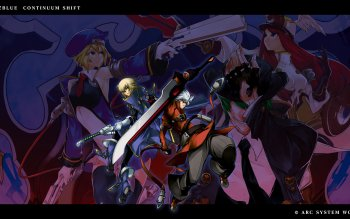 Anime - Blazblue Wallpapers and Backgrounds ID : 127718