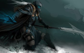 Dark - Warrior Wallpapers and Backgrounds ID : 129218