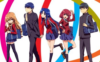 Anime - Toradora! Wallpapers and Backgrounds ID : 129366