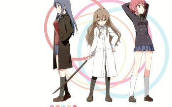 Anime - Toradora! Wallpapers and Backgrounds ID : 129676