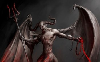 Dark - Demon Wallpapers and Backgrounds ID : 129976
