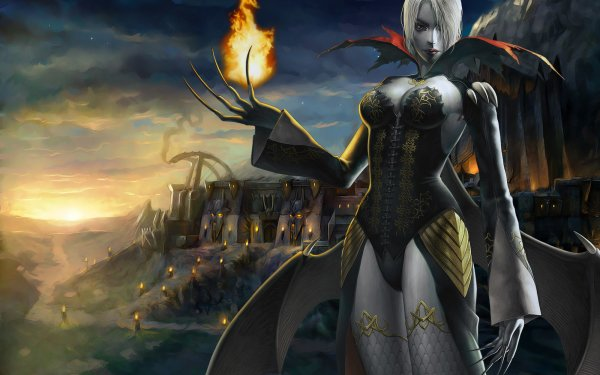 Video Game Lineage HD Wallpaper   Background Image