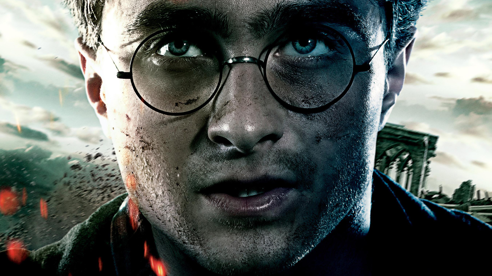 Harry Potter Cameraman : Harry potter and the deathly hallows: part 2 hd wallpaper