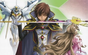 Anime - Code Geass Wallpapers and Backgrounds ID : 130356