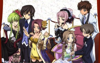 Anime - Code Geass Wallpapers and Backgrounds ID : 130536