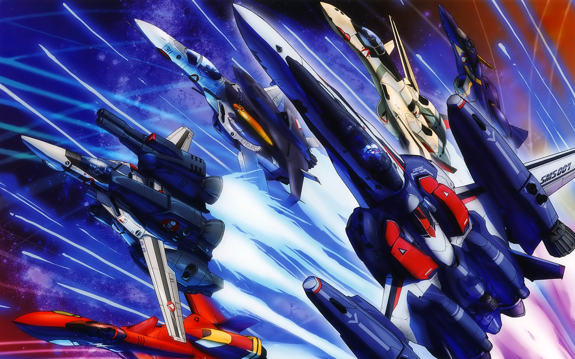 Macross Full HD Wallpaper And Background Image