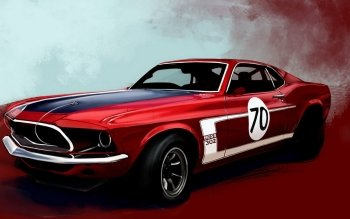 Vehículos - Ford Mustang Wallpapers and Backgrounds ID : 131656