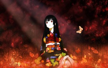 Anime - Jigoku Shojo Wallpapers and Backgrounds ID : 131928