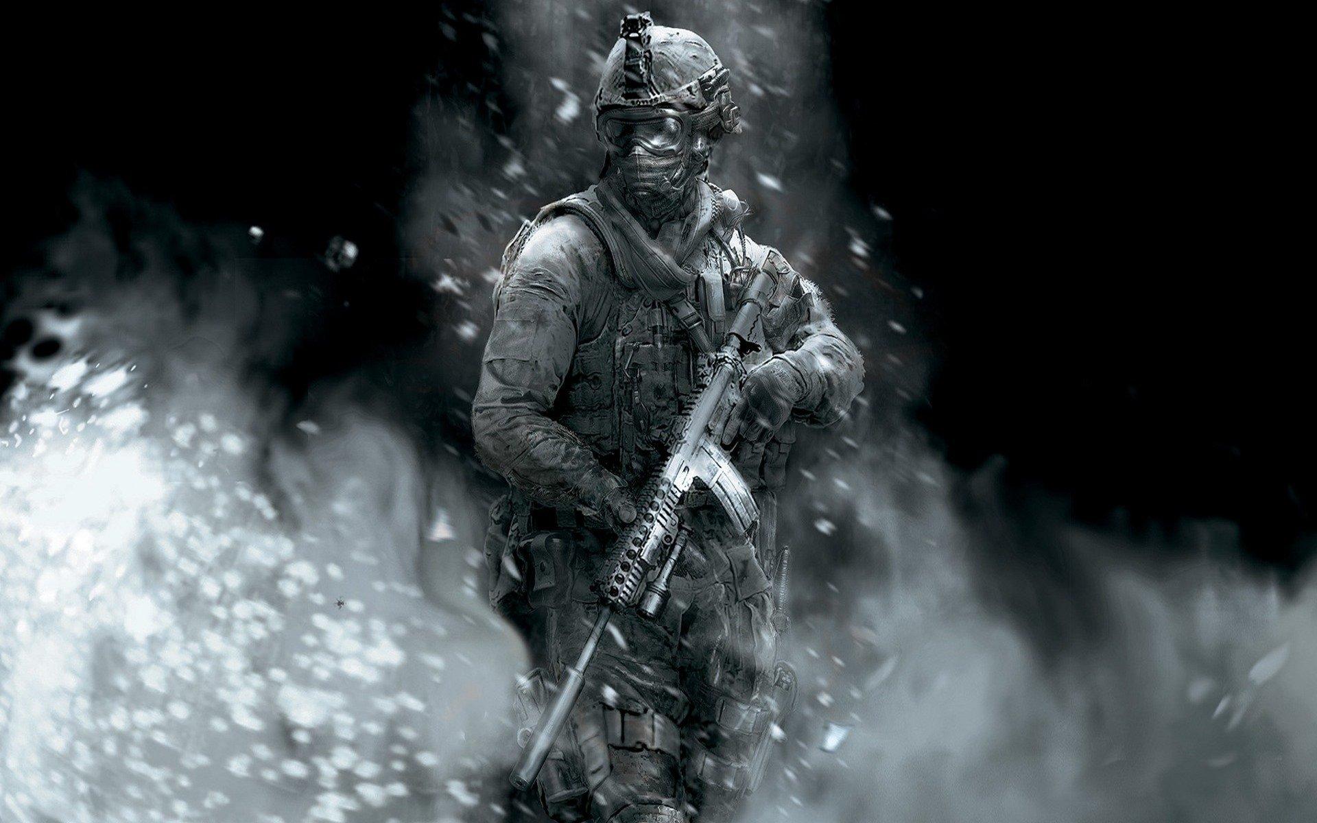 Call Of Duty Modern Warfare 2 Hd Wallpaper Background Image