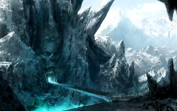 Fantasy - Landschaft Wallpapers and Backgrounds ID : 132008
