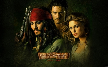 Movie - Pirates Of The Caribbean: Dead Man's Chest Wallpapers and Backgrounds ID : 13338