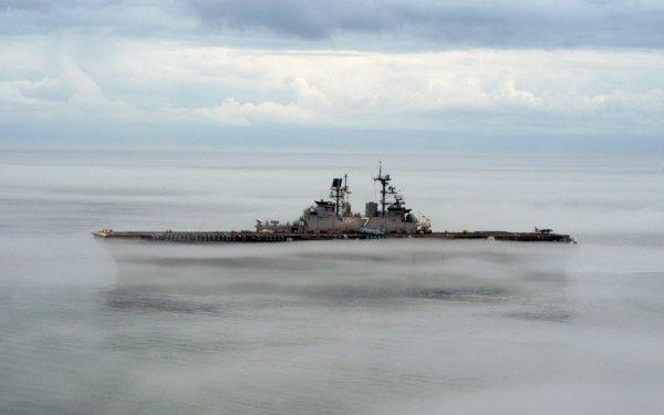 Military United States Navy Warships USS Iwo Jima Amphibious Assault Ship Warship HD Wallpaper   Background Image