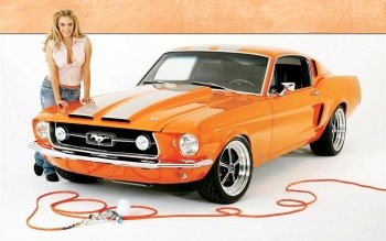 Vehículos - Ford Mustang Wallpapers and Backgrounds ID : 134074