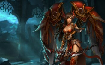 Fantasy - Archer Wallpapers and Backgrounds ID : 134436