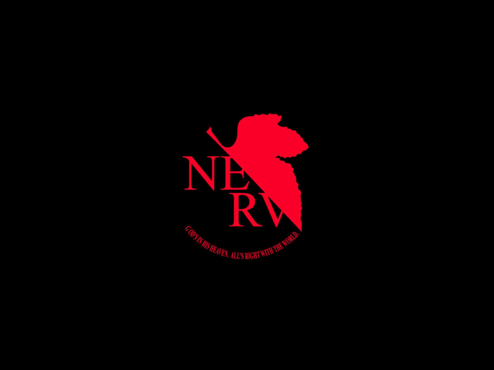32 Nerv Evangelion Hd Wallpapers Background Images Wallpaper Abyss