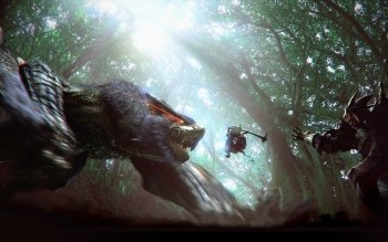 Video Game - Monster Hunter Wallpapers and Backgrounds ID : 135678