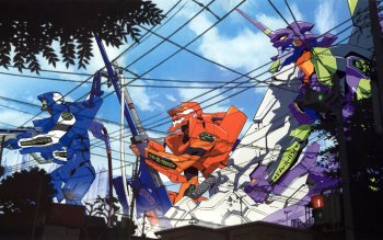 Anime - Neon Genesis Evangelion Wallpapers and Backgrounds ID : 135804