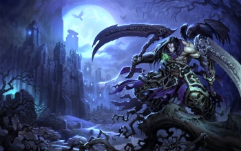 Video Game - Darksiders Ii Wallpapers and Backgrounds ID : 137448