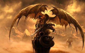 Fantasy - Drachen Wallpapers and Backgrounds ID : 137464