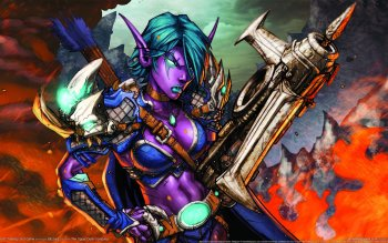 Video Game - World Of Warcraft Wallpapers and Backgrounds ID : 137668