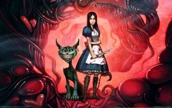 Video Game - Alice Madness Returns Wallpapers and Backgrounds ID : 138368