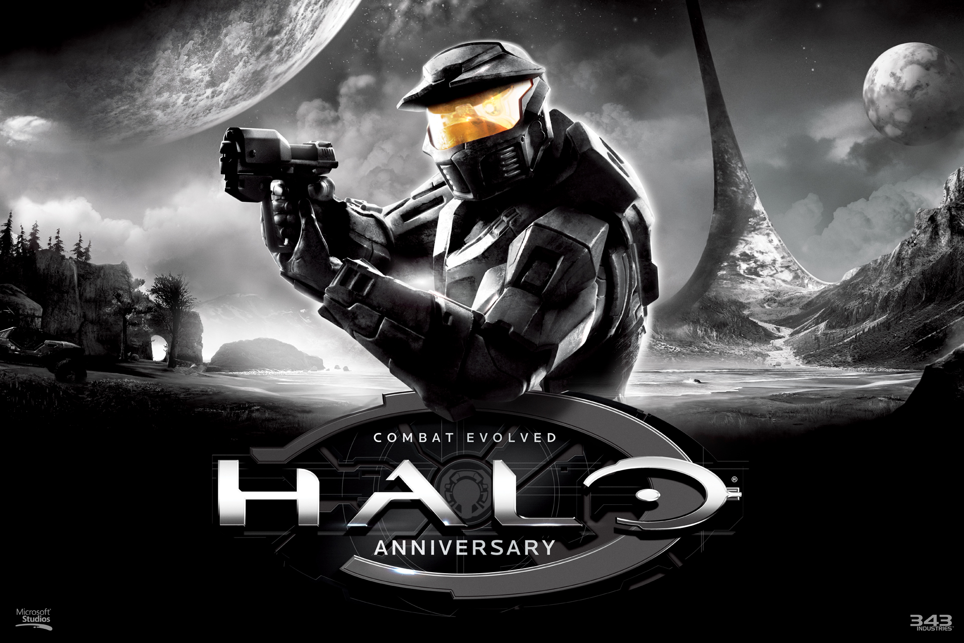 8 Halo Combat Evolved Anniversary HD Wallpapers ...