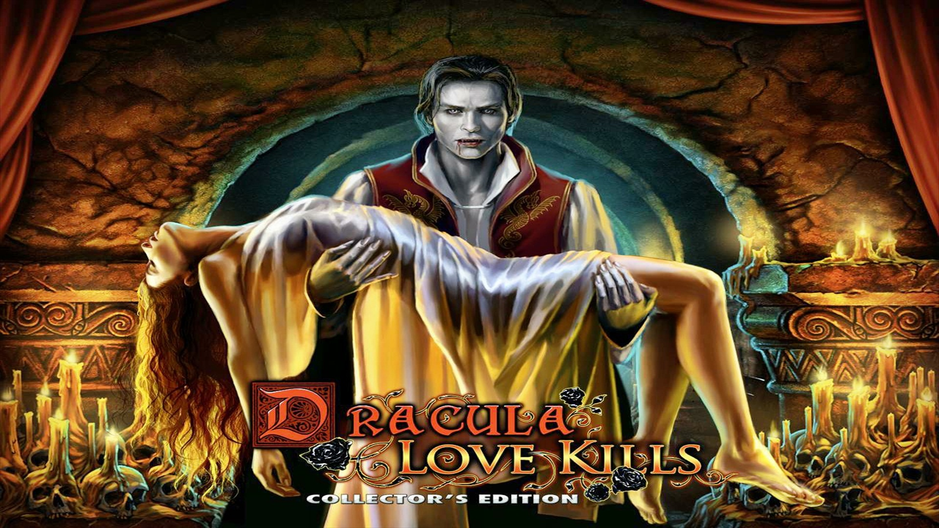 Love Kills Wallpapers : 6 Dracula: Love Kills HD Wallpapers Backgrounds ...