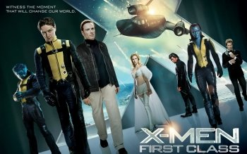 Фильм - X-men: First Class Wallpapers and Backgrounds ID : 141366