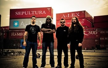 Music - Sepultura Wallpapers and Backgrounds ID : 141874