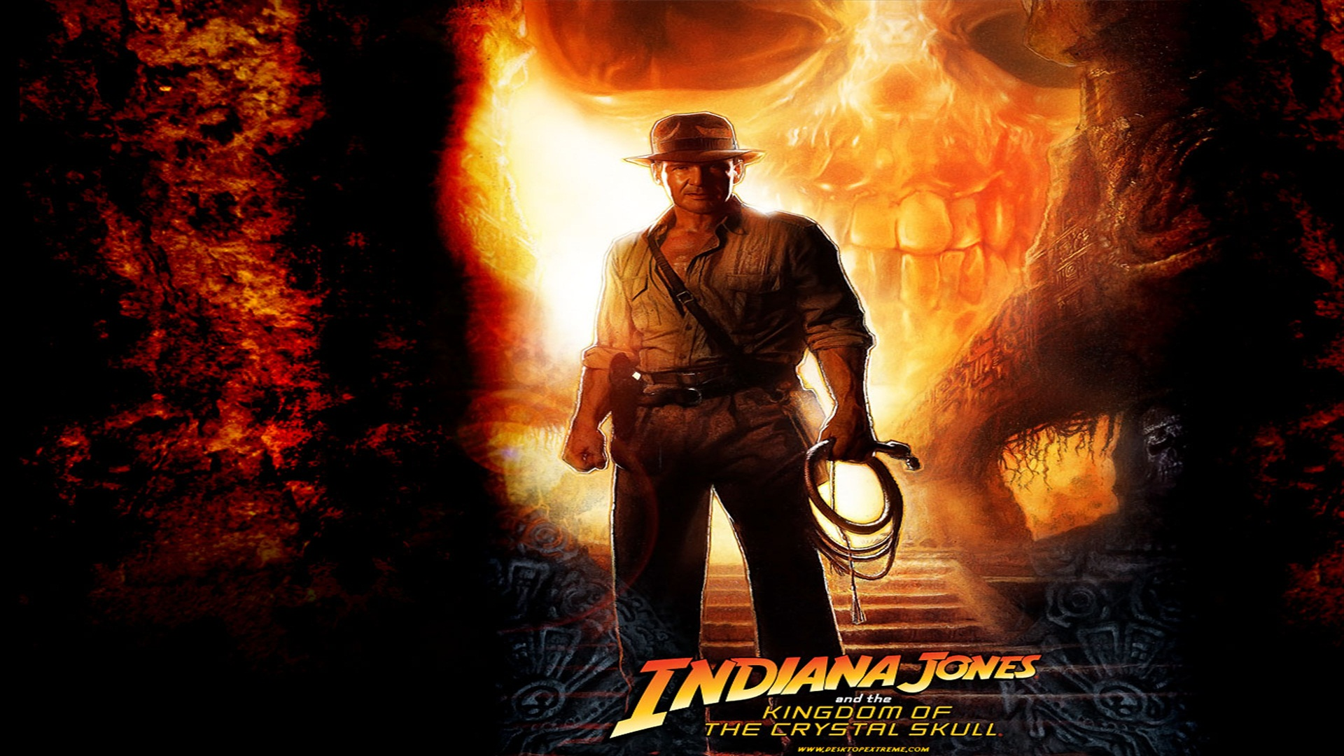 Indiana Jones And The Kingdom Of The Crystal Skull HD