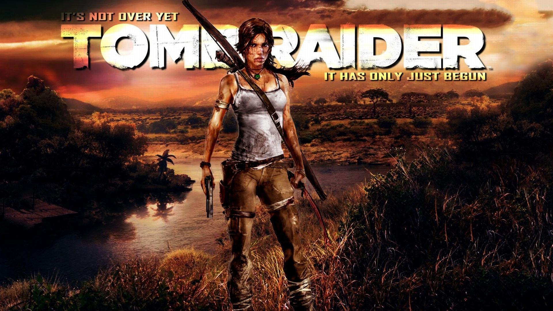 Tomb Raider HD Wallpaper   Background Image   1920x1080 ...