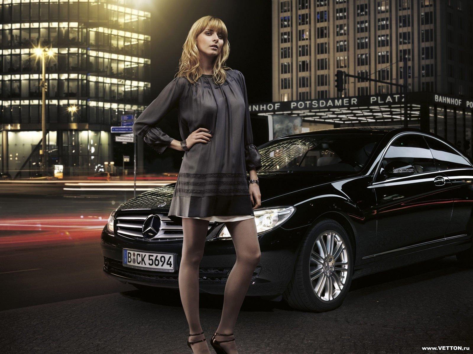 Vehicles - Mercedes-Benz  Wallpaper