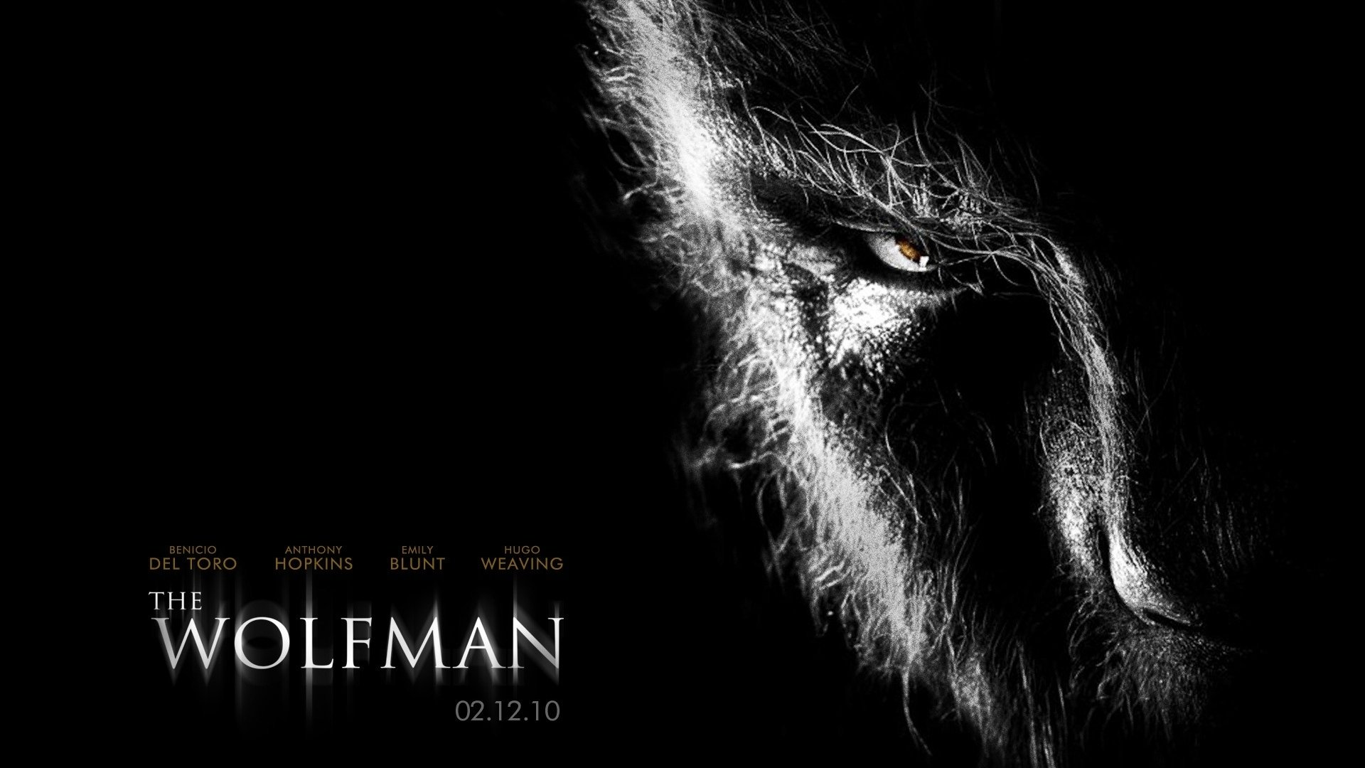 The Wolfman Hd Wallpaper Background Image 1920x1080 Id142648