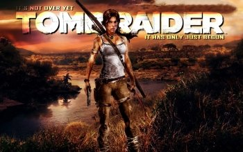 Video Game - Tomb Raider Wallpapers and Backgrounds ID : 142536