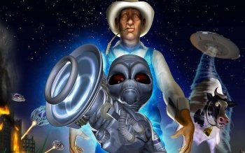Video Game - Destroy All Humans! Wallpapers and Backgrounds ID : 142568